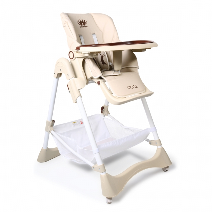 High chair Chocolate